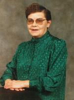 Dottie Lee Reed (Richardson)