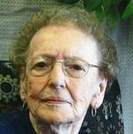 Daphne Winifred  Mann (Hawkes)